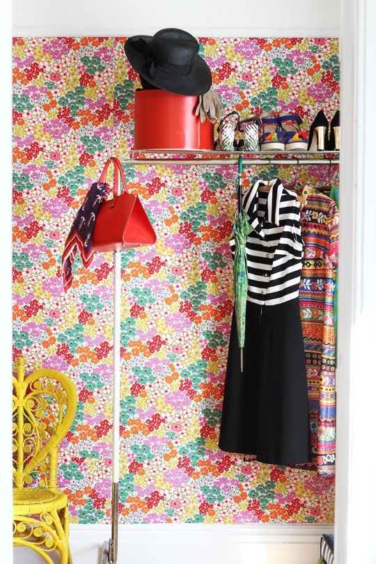 8 Fun Ways to Get Patterned Walls (Without Dealing With Wallpaper ...