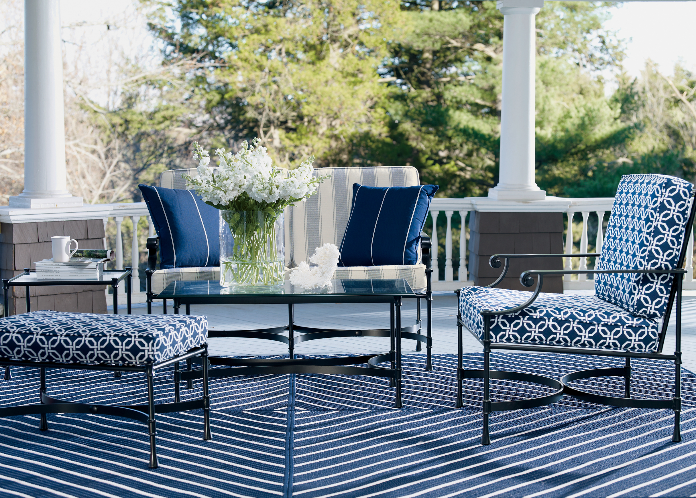 5 Fresh Furniture Ideas To Add Color To Your Outdoors